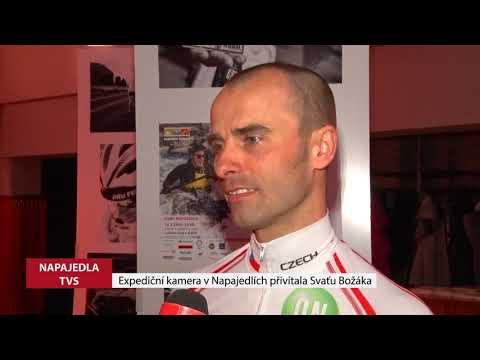 TVS: Napajedla - Expediční kamera