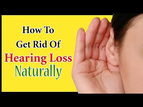 Hearing Loss - Symptoms, Causes and Treatment For Deafness