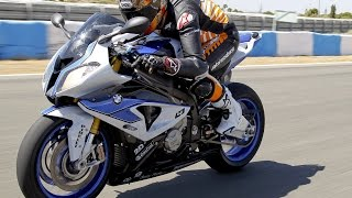 6. 2013 BMW S1000RR HP4 First Ride - MotoUSA