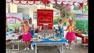 Ngày hội sách tại Trường Tiểu học Trưng Vương