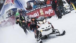 7. Skijöring At Its Best