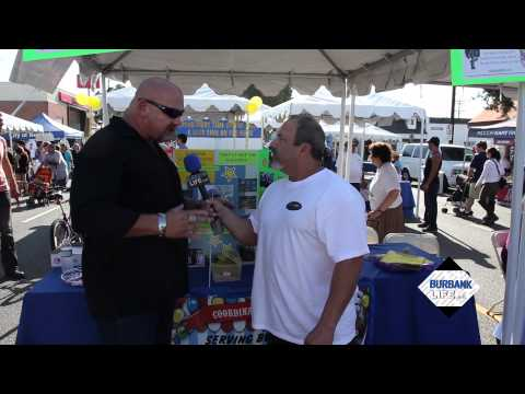 Burbank Celebrates Be-Boppin In The Park 2011 - Part 1