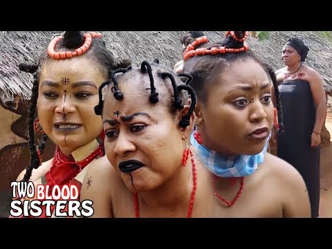 Two Blood Sisters Season 4 - Regina Daniel & Reachel Okonkwo 2017 Latest Nigerian Movie