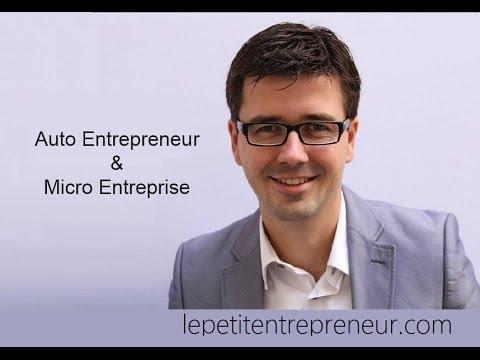 comment declarer micro entreprise