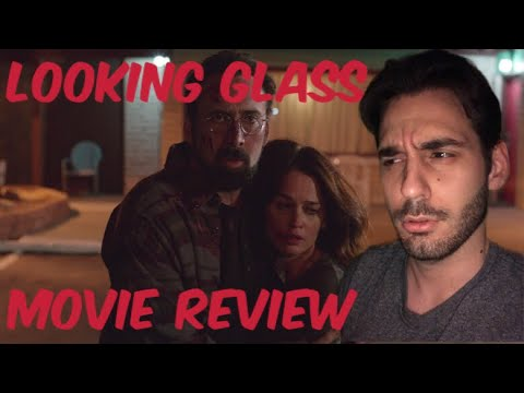 Looking Glass (Nicolas Cage) - Movie Review (2018)