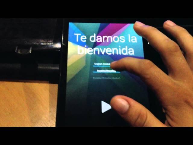 Instalar Imagen de Fabrica de Android KitKat en tu Nexus 4, 7 y 10