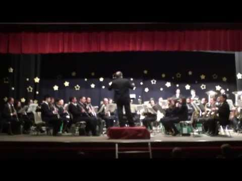 Johann Strauss jr. - Vino, Donne e Canto - Banda G. Verdi - Aci S. Antonio - Alfio Zito, Direttore.