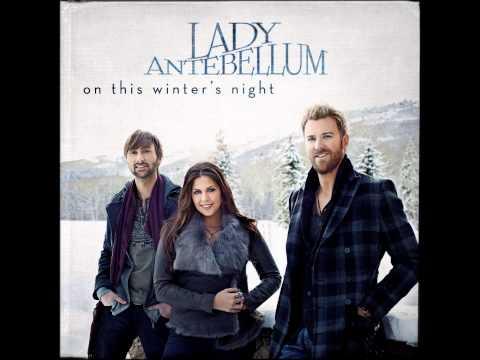 Tekst piosenki Lady Antebellum - The First Noël po polsku