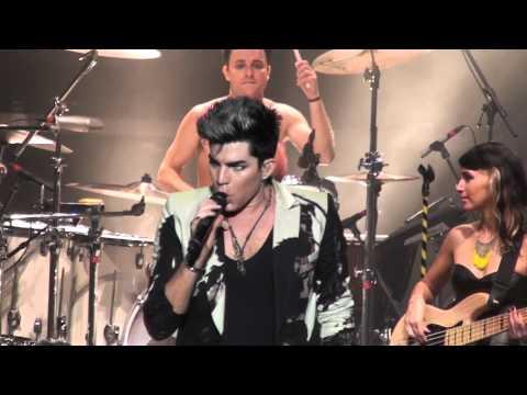 Video Adam Lambert - Never Close Our Eyes download in MP3, 3GP, MP4, WEBM, AVI, FLV January 2017