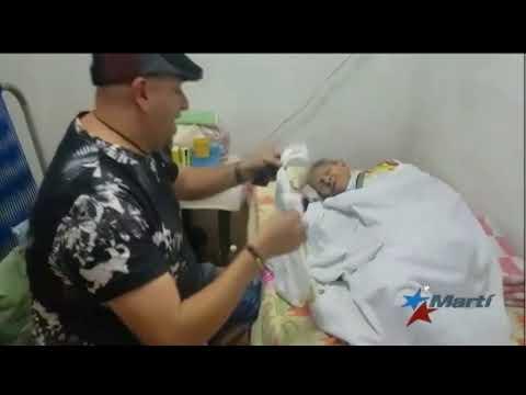 Artista cubano usa su popularidad para ayudar a personas necesitadas