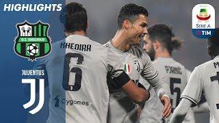Video Sassuolo 0-3 Juventus | Ronaldo on Target as Champions Go 11 Points Clear | Serie A MP3, 3GP, MP4, WEBM, AVI, FLV Juli 2019