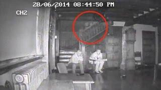 Top 5 Fantasmas Captados En Cámara (3ra parte)