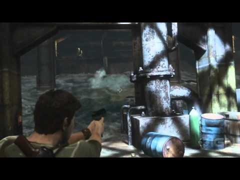 Drake's Deception - Drake fights his way through a massive cruise ship; then sinks it in this demo for the new game Uncharted 3: Drake's Deception at E3 2011. IGN's YouTube is j...