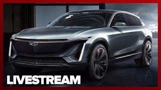 Cadillac Lyriq EV REVEAL by Roadshow