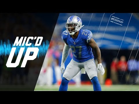 Video: Glover Quin Mic'd Up vs. Panthers