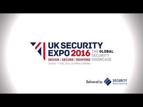 UK Security Expo 2016 Highlights