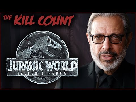 Jurassic World: Fallen Kingdom (2018) KILL COUNT