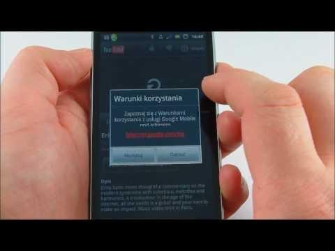 Sony Ericsson Xperia arc - odtwarzacz audio