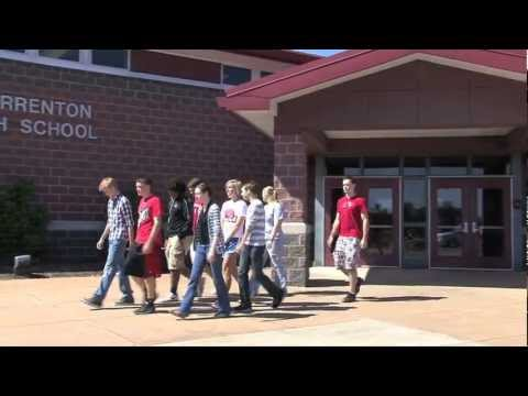 Warrenton High School Senior Video 2012 Intro -- Ending
