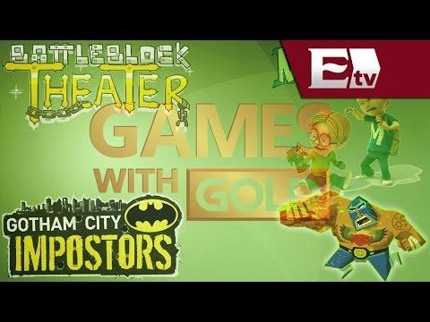 devela - Devela Microsoft los juegos gratuitos de Games with Gold para el mes de julio/ Hacker Paul Lara 27/06/14 Programa: Hackers&Bits. Conductor: Paul Lara. Horari...