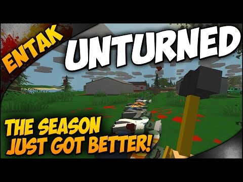 Better - Unturned ➤ Download Unturned Free - http://store.steampowered.com/app/304930/ Unturned Multiplayer ➤ EVERYTHING HAS CHANGED! The Season Just Got Better! [#40] I hope you guys like this...