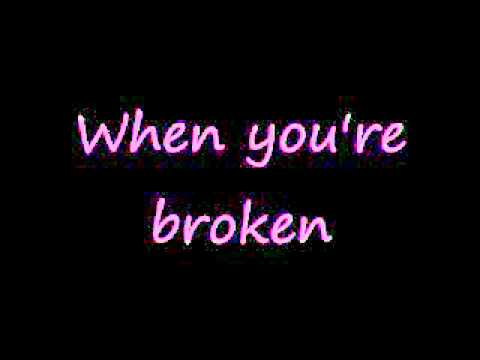 broken - I DO NOT OWN ANY OF THE MUSIC IN THIS VIDEO! And I'm really sorry about the timing of the lyrics, they're a little off. Follow me on twitter! @Beckster996.