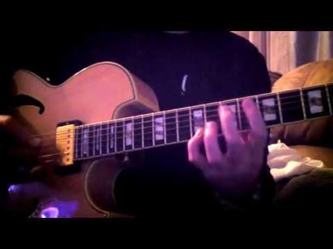 Misty...Jazz Guitar Improv. Chris Kitchen