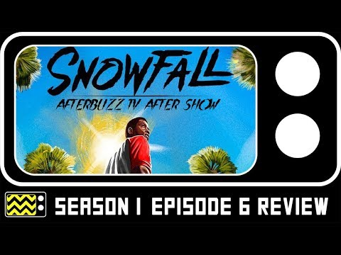Snowfall Season 1 Episode 6 Review w/ Markice Moore | AfterBuzz TV