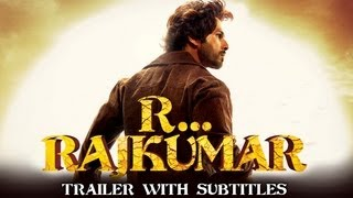 R...Rajkumar - Official Trailer