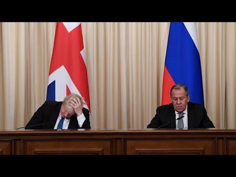 Μ. Βρετανία- Ρωσία: Διπλωματία με «καρφιά»
