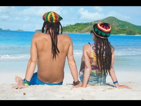 ANTIGUA & BARBUDA - The Best Holiday Ever Caribbean Jolly Beach Resort 好笑  節日