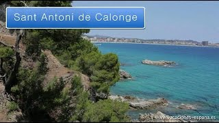 Sant Antoni de Calonge Spain  city photos : Video sobre Sant Antoni de Calonge