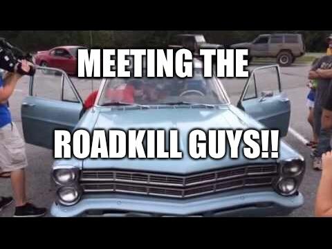 Roadkill 67 Ford Galaxie Wagon
