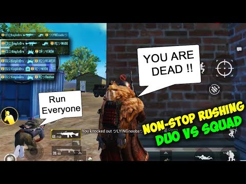 These Squads Were not Able to Stop our Duo vs Squad Rushing | Pubg Mobile Conqueror Gameplay
