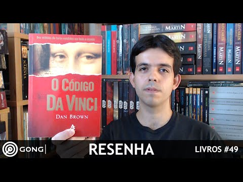 livros #49 - O CÃDIGO DA VINCI