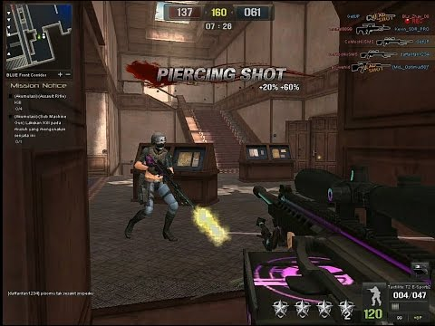 Point Blank Garena - Master AWP Tactilite T2 E-Sports2 Indonesia [ Burning Hall ] Pb Garena