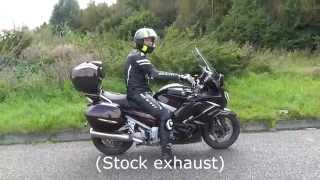 8. Yamaha FJR 1300 AS 2014 | Sound | Walkaround