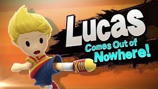 MY LIVE REACTION TO LUCAS + SMASH BROS FIGHTER BALLOT - Nintendo Direct 4.1.2015