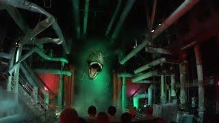 Jurassic Park River Adventure POV 1080p/60 Universal Studios, Florida