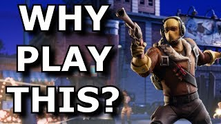 Why I've Played 200 Hours of Fortnite: Battle Royale!
