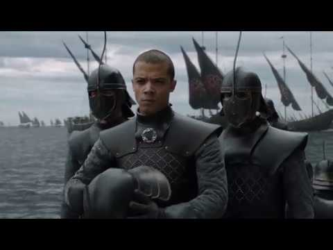 The unsullied attack Casterly rock Scene Game of Thrones S07E03 The Queens Justice