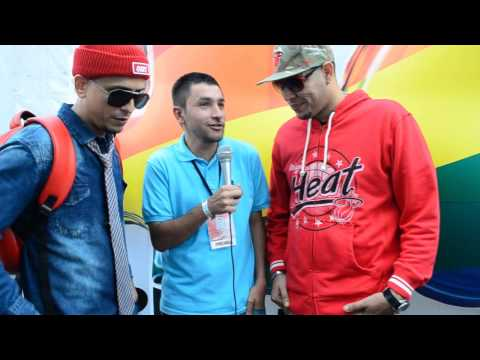 J King & Maximan @ Revista Musica Virtual (Bogota, Colombia) (2013) -