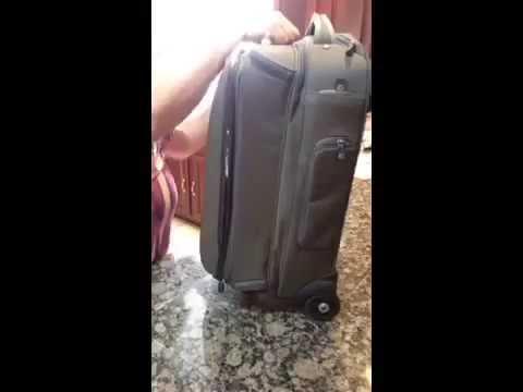Travel with ECBC Luggage