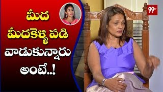 Disco Shanti Reaction on Tollywood Casting Couch