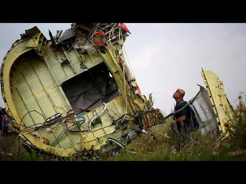 Κατάρριψη MH17: Αντιμέτωποι με κατηγορίες 4 ύποπτοι