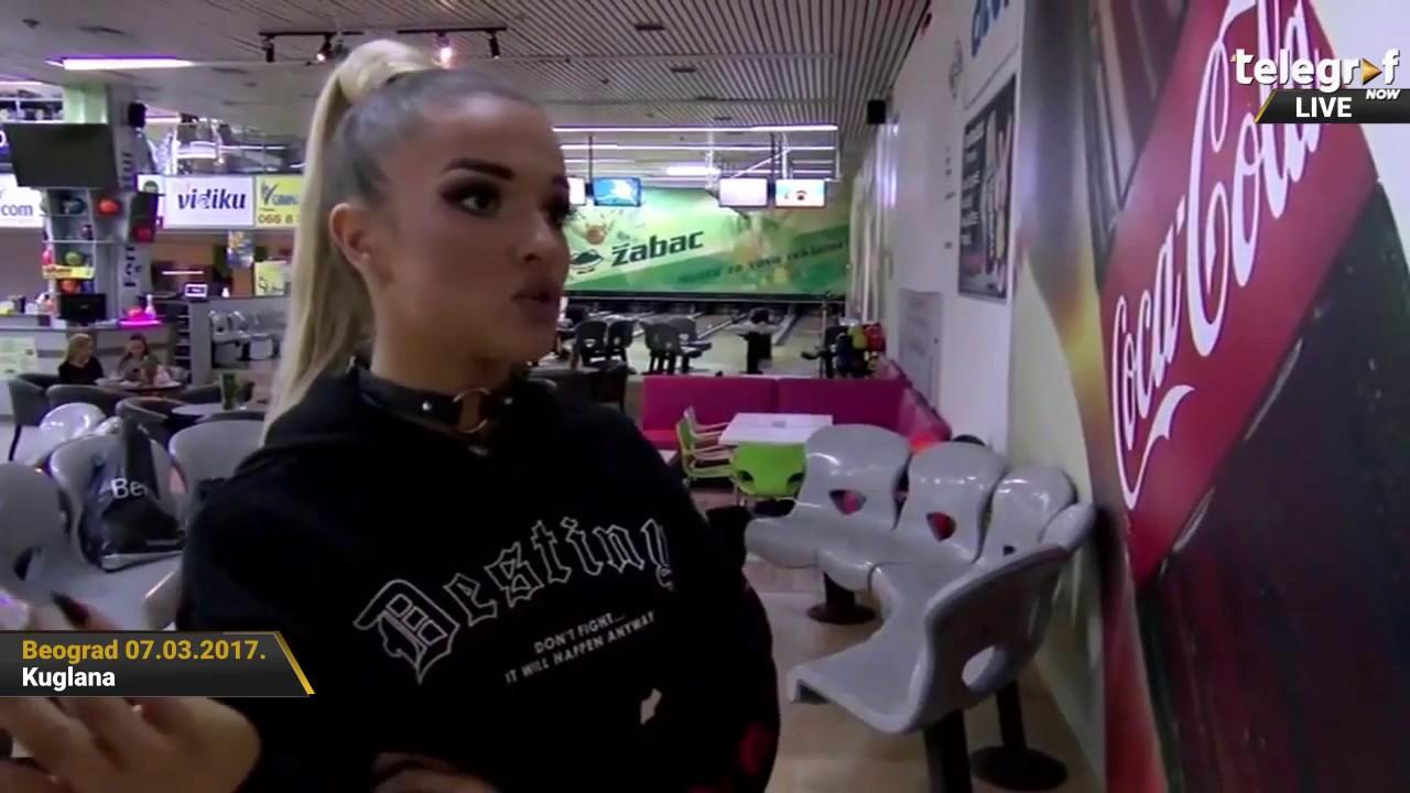 Intervju u kuglani – Teodora Džehverović
