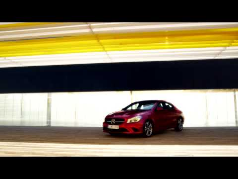 0 Mercedes Benz CLA Class   Creating A New Segment In Automotive Design