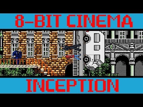 This 8-bit Game Movie Remake Of Inception Is Great, As Usual