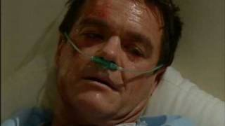 Classic Neighbours Moment - Paul Robinson Loses His Leg