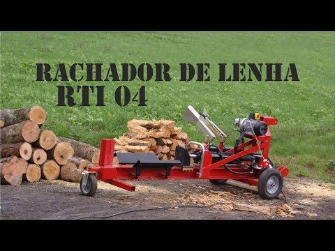Rachador de Lenha elétrico RTI 04